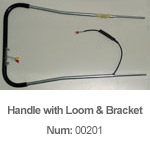Handle with Loom & Bracket
