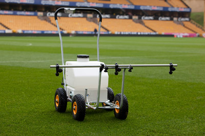 Line Marking Spray Boom 2
