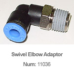 Swivel Elbow Adaptor